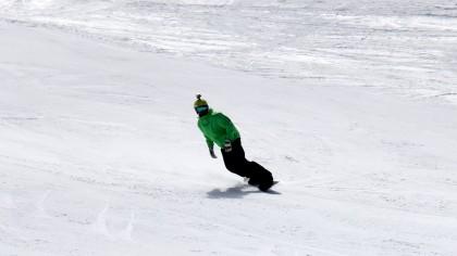 Razones para esquiar la primavera en Sierra Nevada