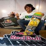 Sergio Muñoz ganador de la final del Red Bull Manny Mania