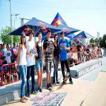 David Castells, se impone en el Red Bull Manny Mania de Cádiz