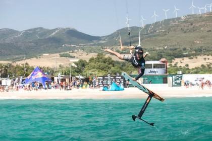 Se pone ne marcha el Mundial de Kitesurf