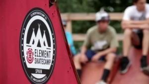 Séptima edición del Element Skate Camp Spain