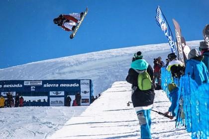 Sierra Nevada 2017, placa olímpica al Mérito Deportivo