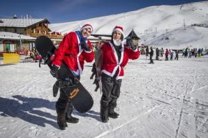 Sierra Nevada abre más de 50 kilómetros esquiables