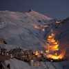 Sierra Nevada aumenta su oferta de esqui nocturno