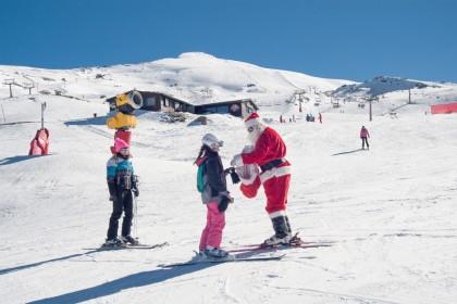 Sierra Nevada cierra el programa de esta Navidad