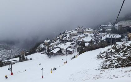 Sierra Nevada confirma la apertura el 23 de noviembre