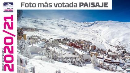 Sierra Nevada ya tiene las imágenes promocionales para 2020/21