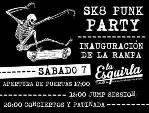 SK8 Punk Party en Miranda de Ebro