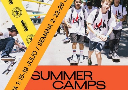 Skate Agora Summer Camps