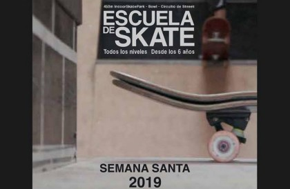 Skate Campus en Guaje Skates