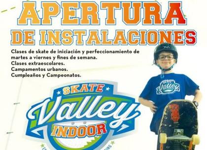 Skate Valley Indoor abre sus puertas en Valladolid