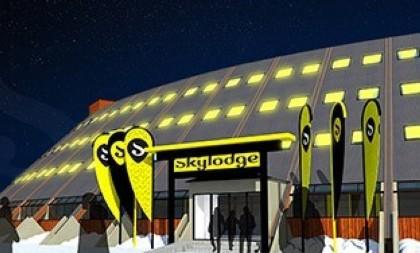 Skylodge es el primer albergue en los Pirineos