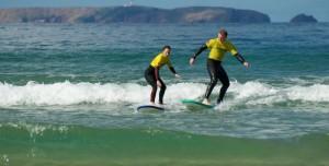 Surf Camp Peniche el mejor lugar para surfear en Portugal