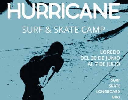 Surf&Skate camp en Loredo