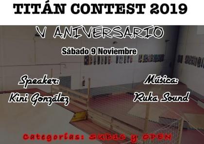 Titan contest 2019 en Inpark Valdemoro