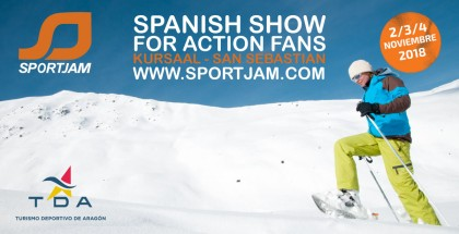 Turismo de Aragón en SportJam