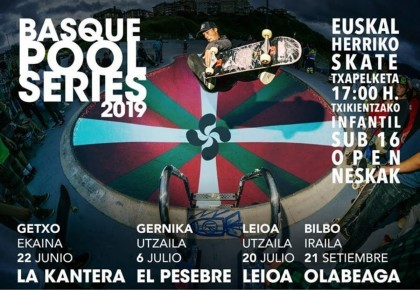 Última prueba del Basque Pool Series