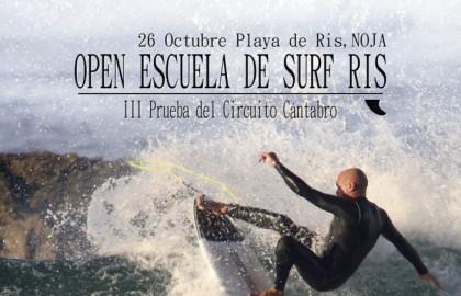 Última prueba del Circuito Cántabro de Surf en Ris (Noja)