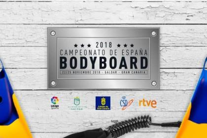 Últimas plazas para el Campeonato de España de Bodyboard 2018
