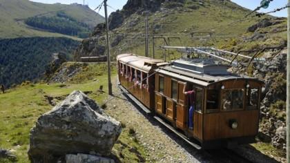 Una bocanada de aire fresco en el Tren de Larrún