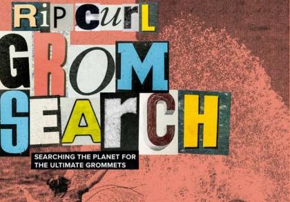 Una nueva edición del Rip Curl GromSearch