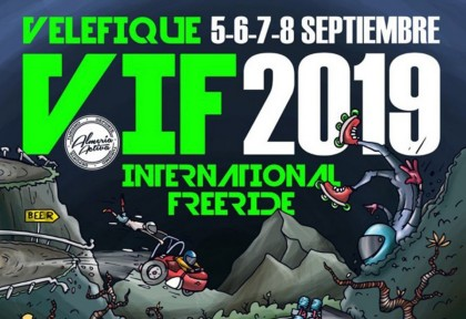 Velefique International Freeride