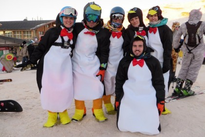 Vive el Carnaval en Sierra Nevada y gana premios