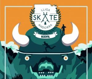 Vuelve la Liga de Skate de Andorra