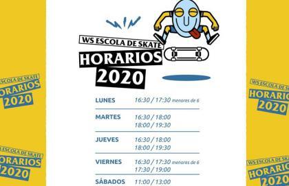 Wssskateboard school en Vigo