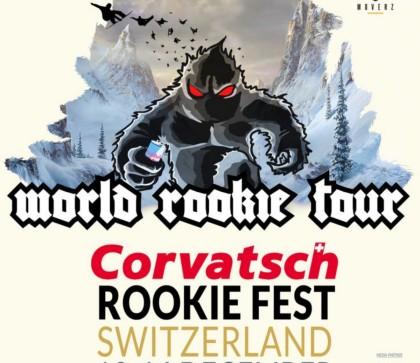 Ya te puedes registrar al Corvatsch Rookie Fest