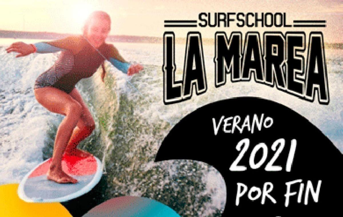 Un verano de surfing en el Puerto de la Cruz con la Escuela La Marea