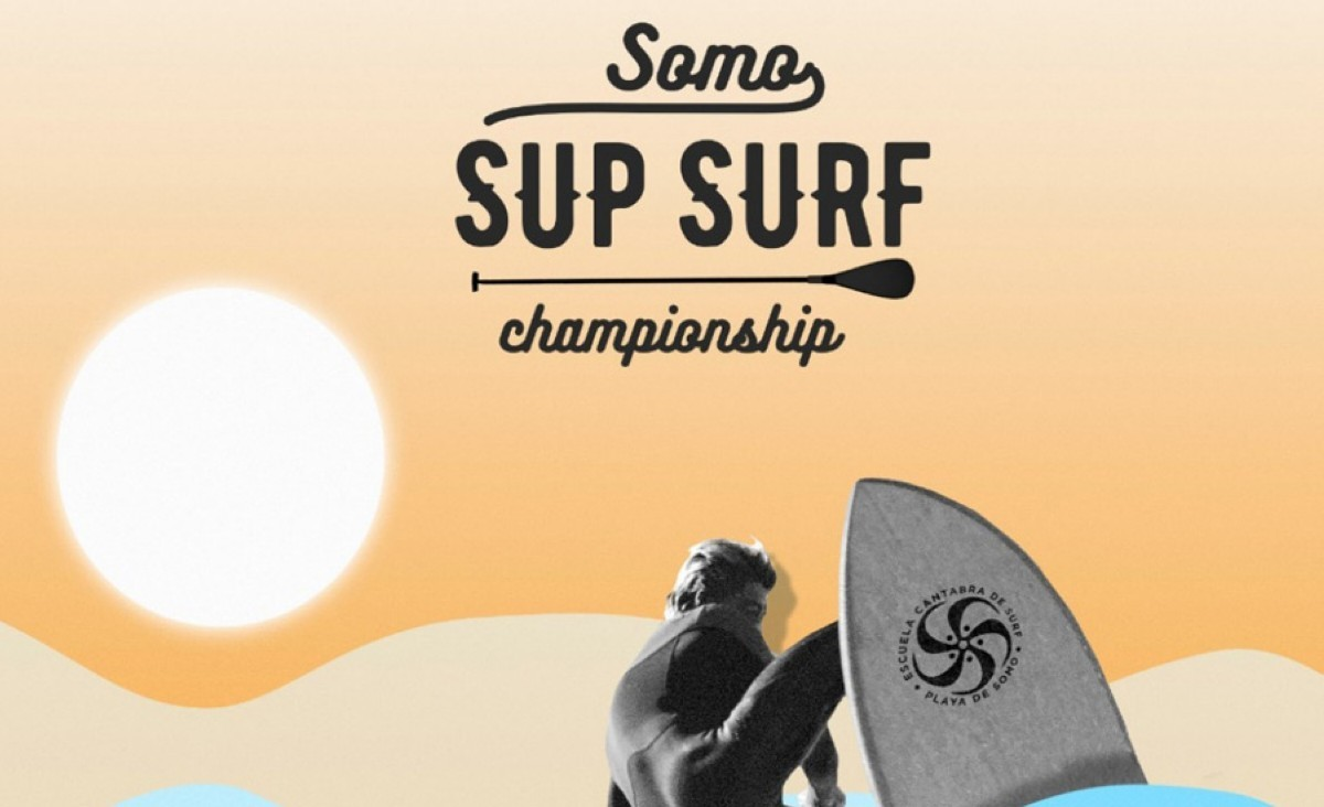 Una nueva edición del Somo SUP Surf Championship