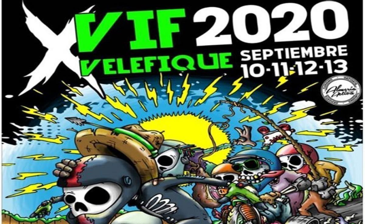 Velefique freeride en septiembre