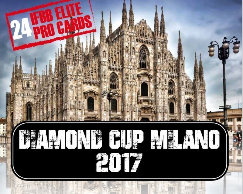 ! Diamond Cup Milán