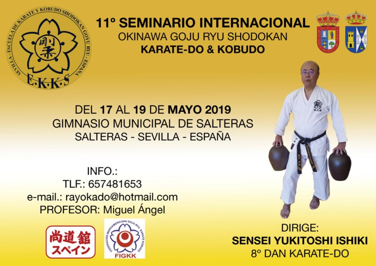 11º Seminario Okinawa Goju Ryu Shodokan