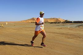 La Desert Run 2010