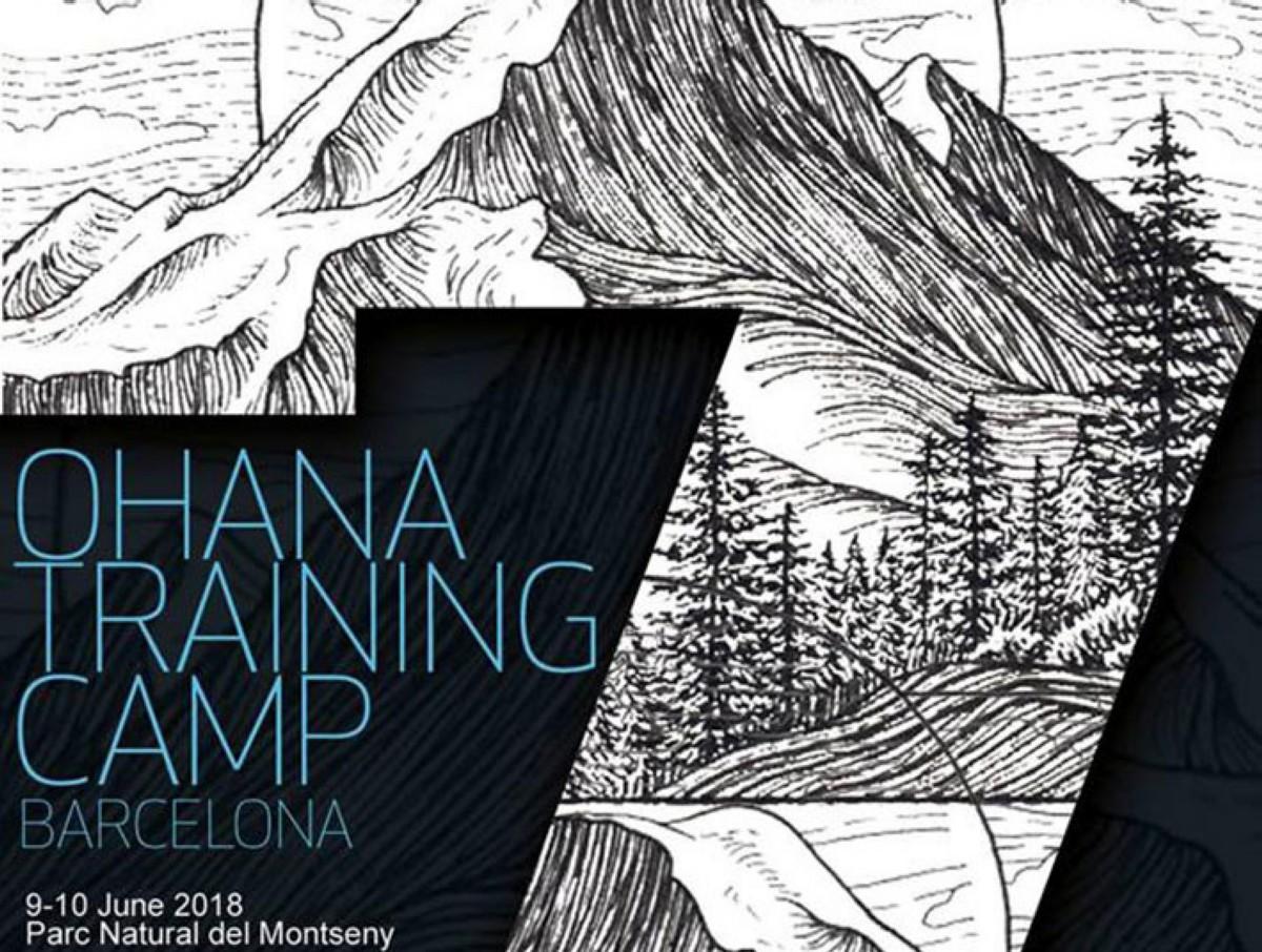 7º Ohana Training Camp Barcelona