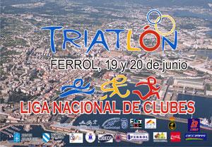 Liga Nacional de Clubes-La cita de Ferrol congrega a 56 clubes