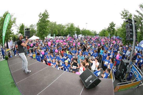2.839 mujeres de Vitoria-Gasteiz al frente de la lucha contra el cáncer