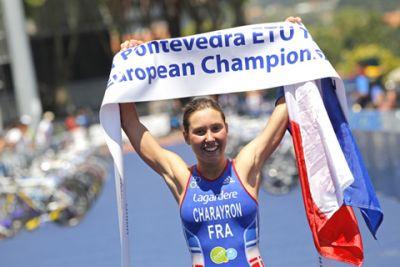 La española Ainhoa Murua luchó hasta el último momento por el puesto del podio