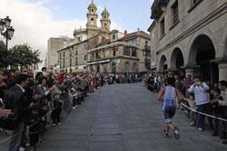 TRIATLÓN-Copa de Europa Gran éxito en Pontevedra