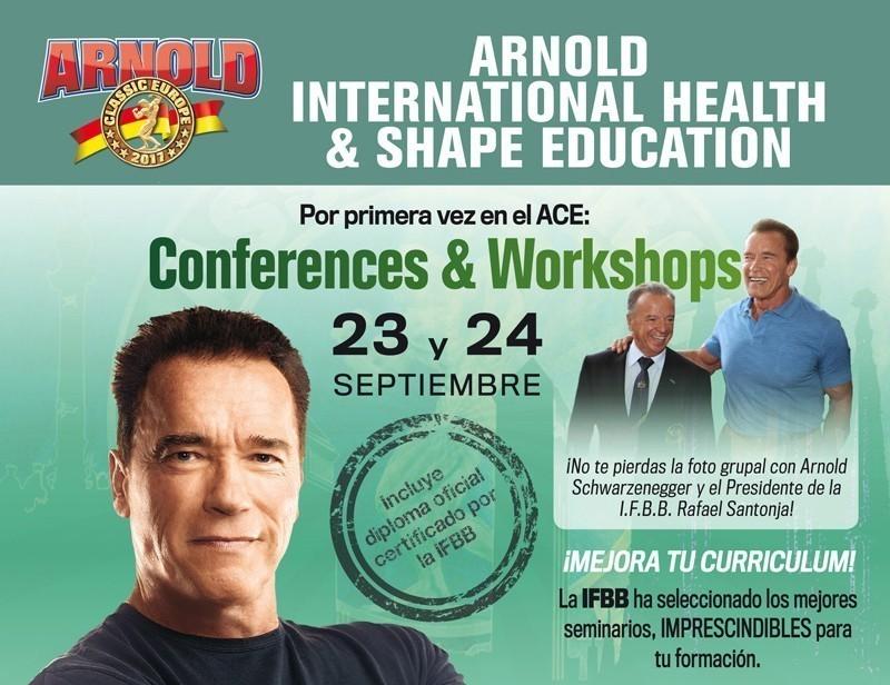 ACE 2017: Cursos y Seminarios de Formación