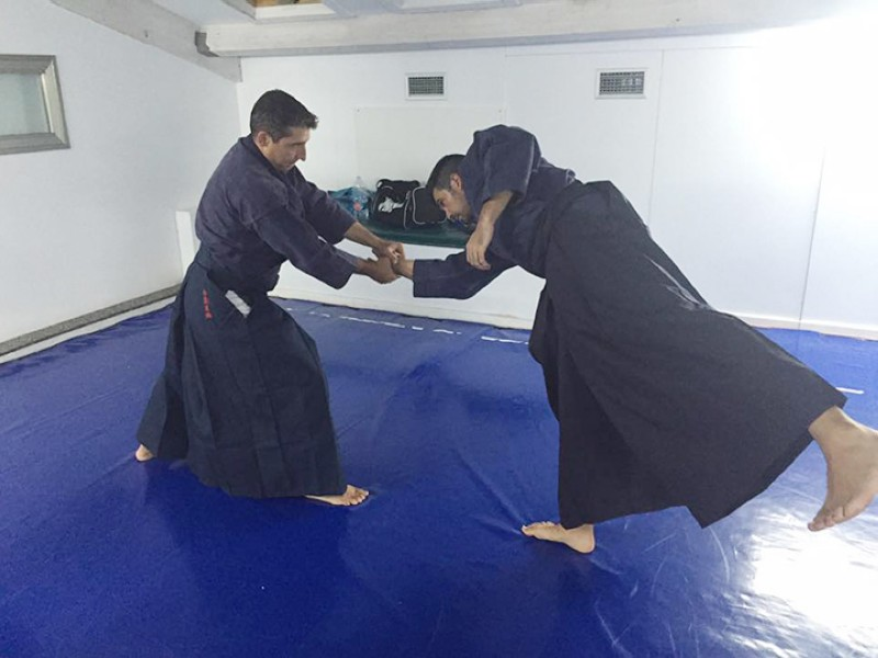 Aikijujutsu Kobukai programa Shodan