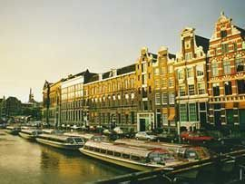 Amsterdam, del 15 al 18 de Octubre