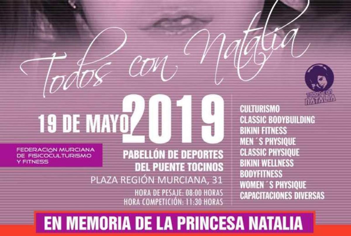 Anuncio de eventos en la Territorial Murciana