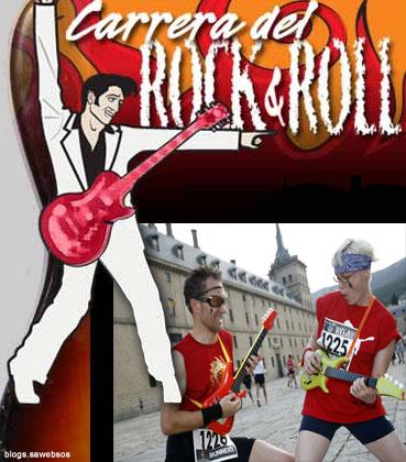 Ya te puedes apuntar a la Carrera del Rock 2010