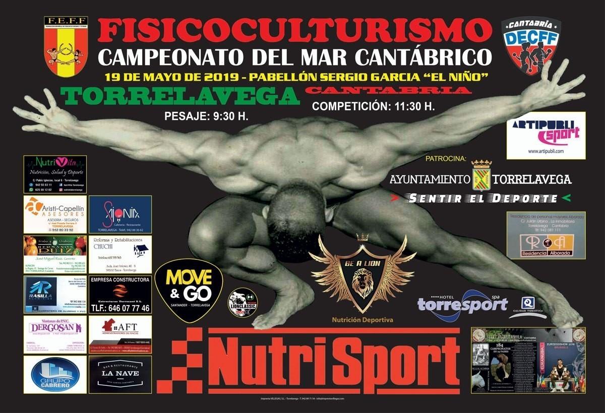 Campeonato del mar Cantabrico en Torrelavega