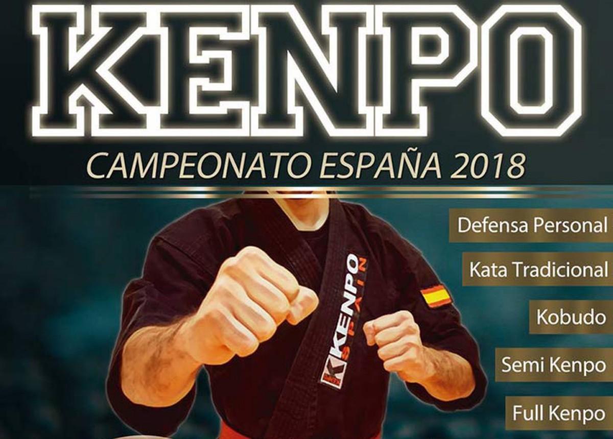 Campeonato de España de Kenpo en Madrid