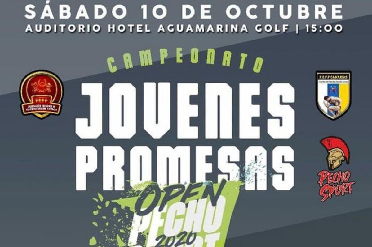 Campeonato Jóvenes promesas y Open Pecho Sport
