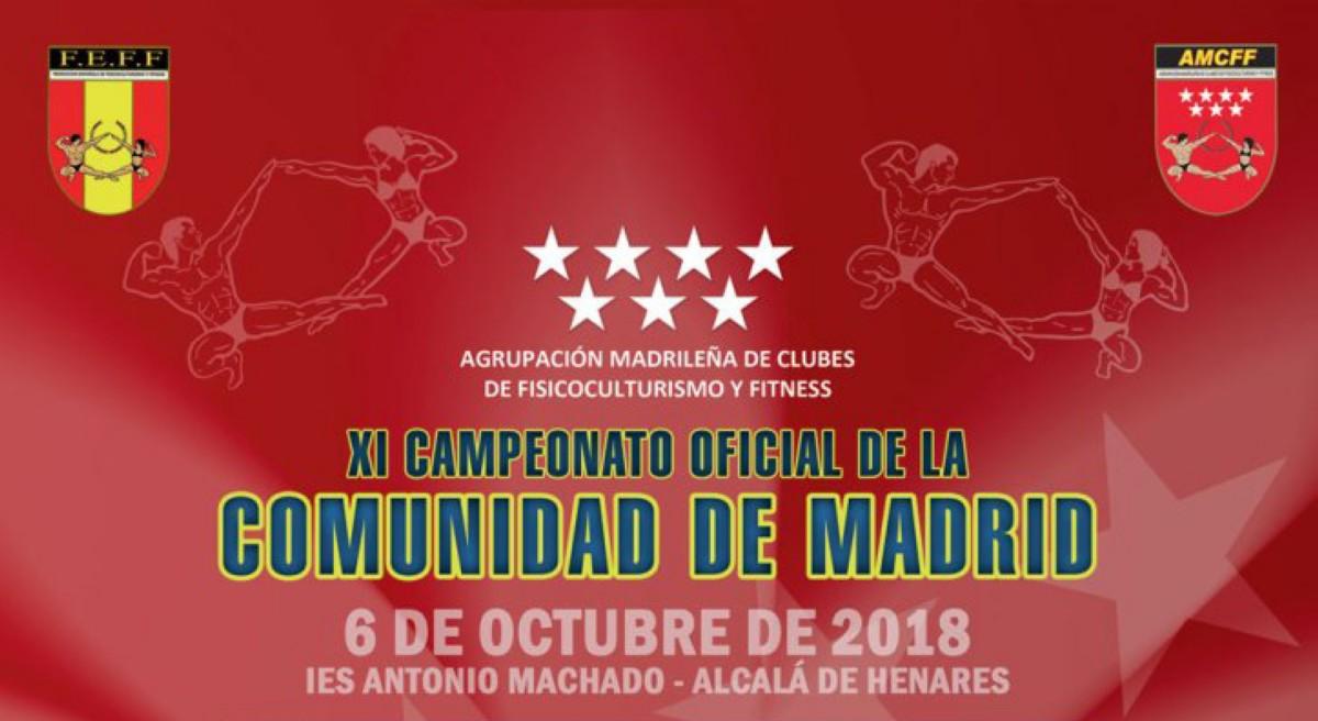 Campeonato Regional oficial de la Comunidad de Madrid